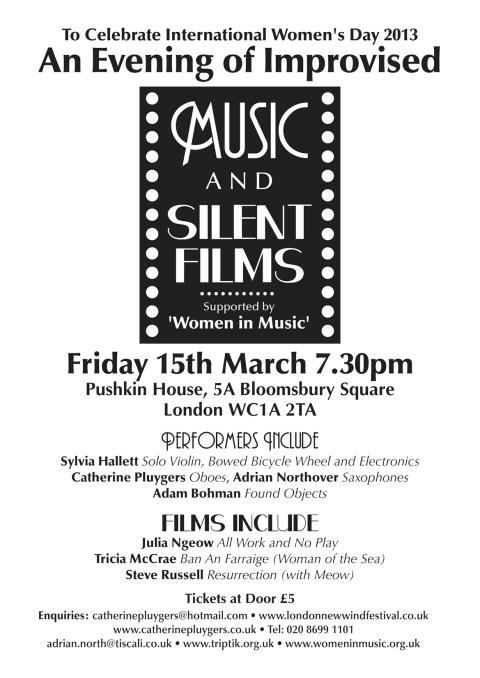 Music and Silent Films